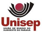 Logo Institucional - UNISEP - União de Ensino do Sudoeste do Paraná