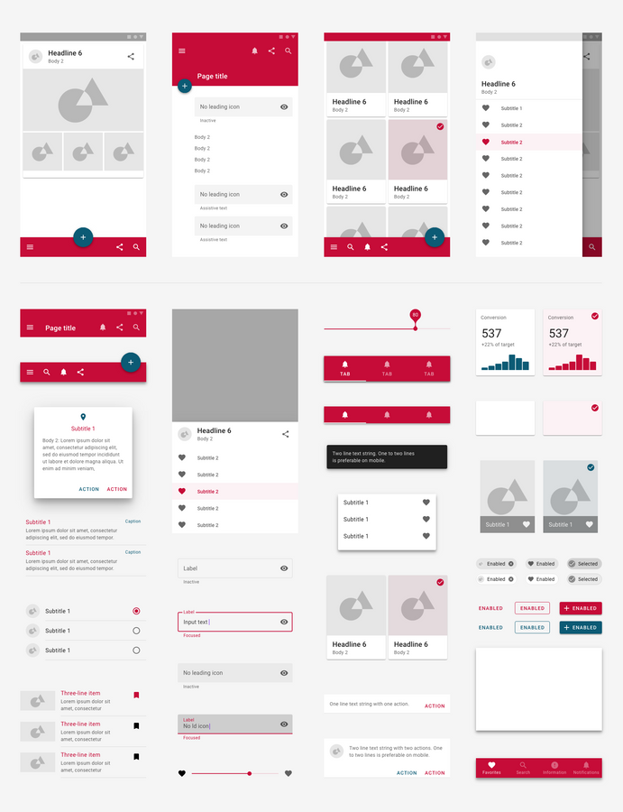 Design Systems - Components