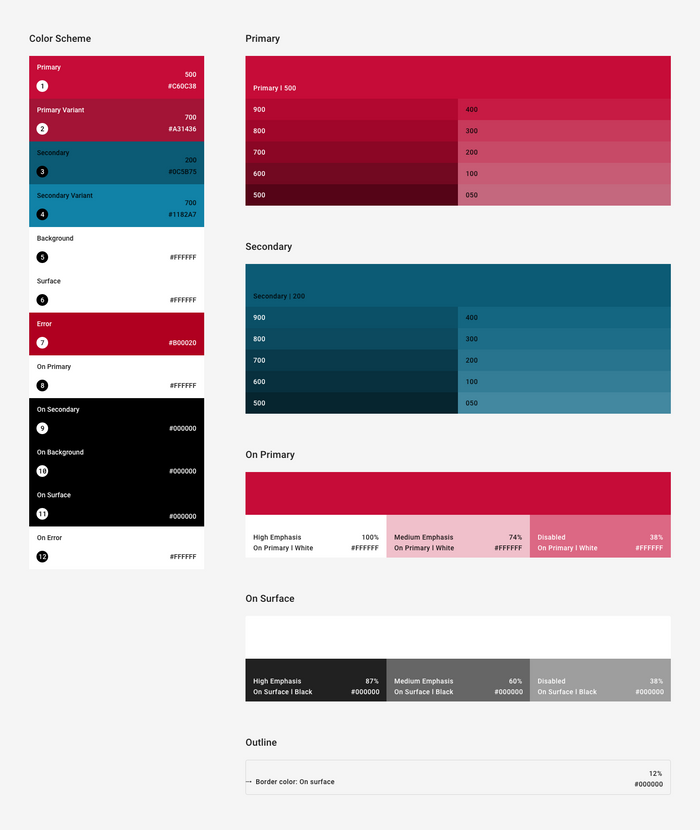 Design Systems - Colors