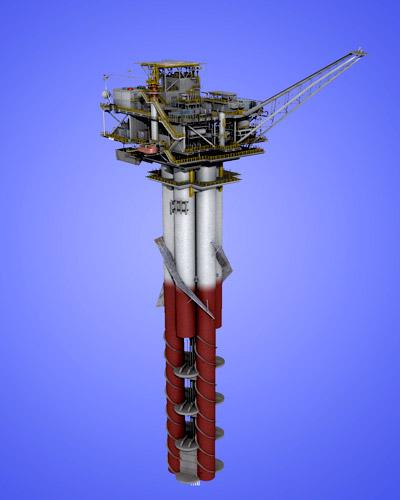 Plataforma CELL SPAR