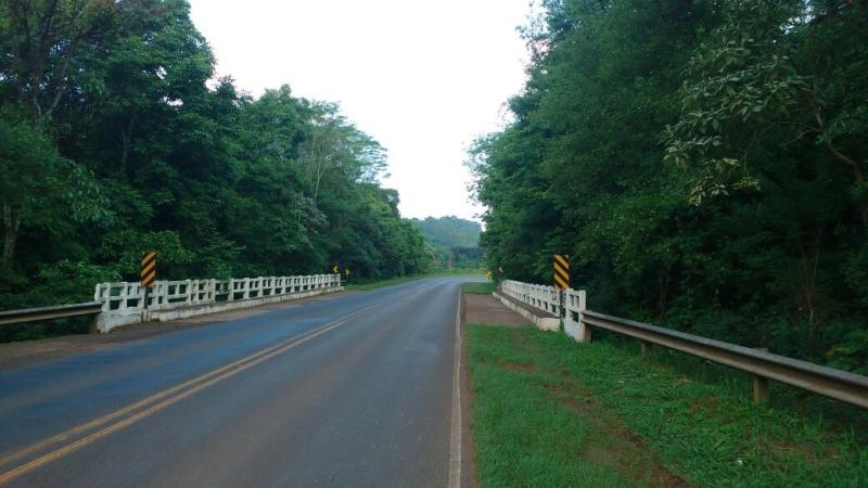 Ponte Dois vizinhos - Francisco beltrao