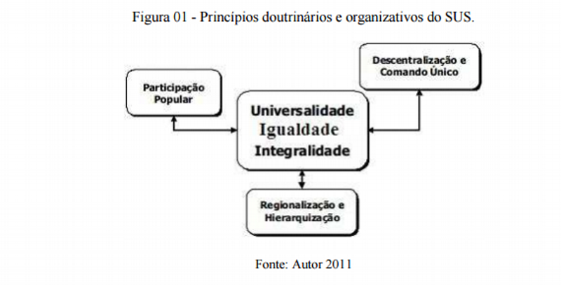 Princípios doutrinários e organizativos do SUS