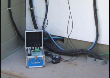 Medidor universal de grandezas elétricas