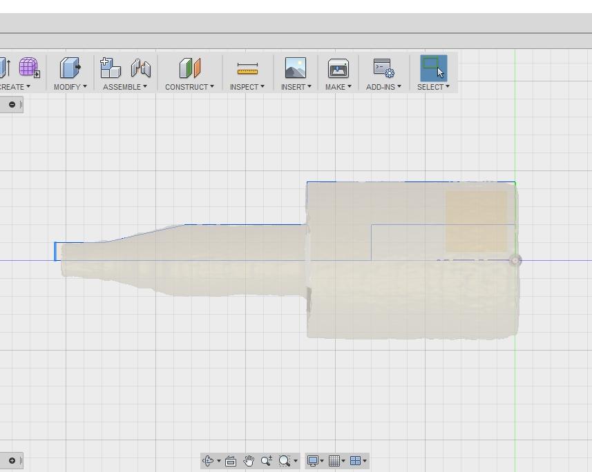 AutoCad Fusion 360 - Criação de esboço