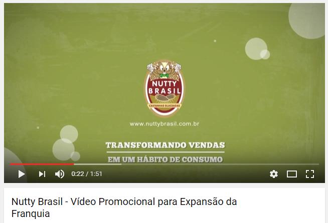 Vídeo promocional para expansão da franquia