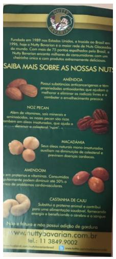 Folheto - Verso