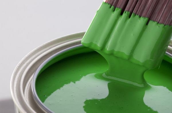 Tinta verde