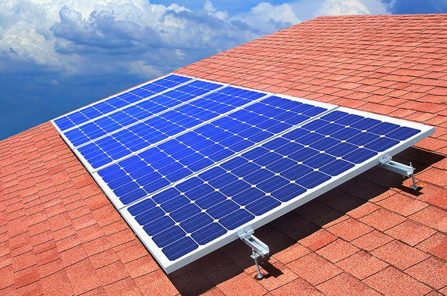 Painel solar fotovoltáico