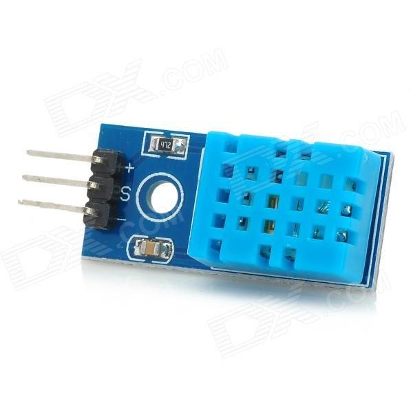 Sensor de Temperatura e Umidade do ar DHT11