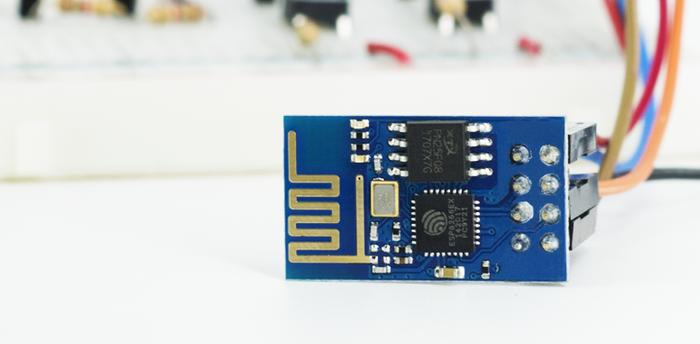 Ethernet Shield ESP8266