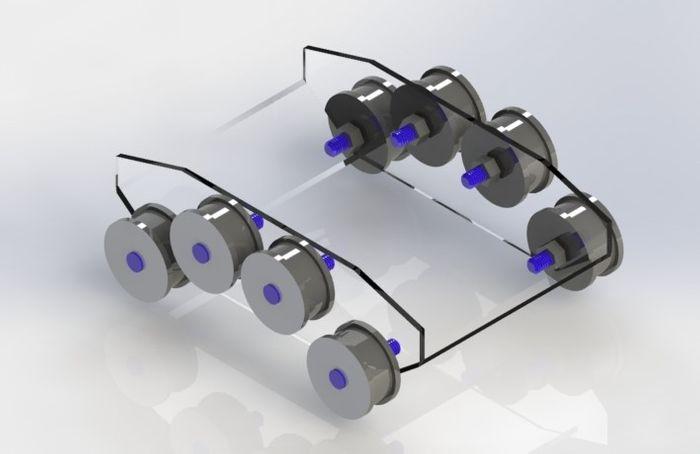 Protótipo 4 rodas