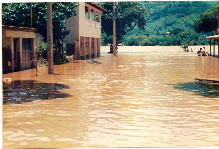 Bairro Sao Pedro - Enchente de 1997
