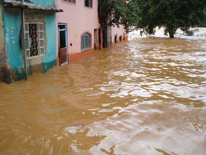Bairro São Tarcísio - Enchente de 2012
