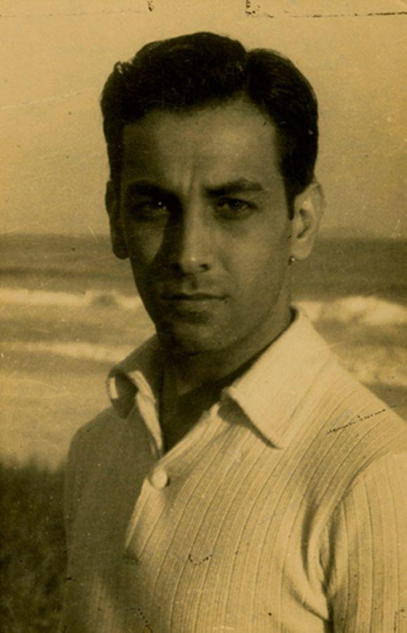 Lúcio Cardoso em 1946.