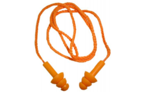 Protetor auditivo tipo inserção (plug)