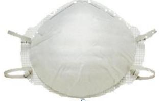 Respirador purificador de ar (descartável)
