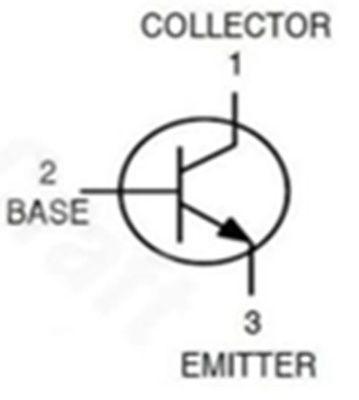 Símbolo de transistor