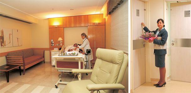 Conforto Hospitalar