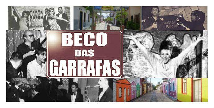O Beco das Garrafas, Rio 2020.