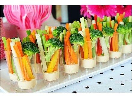 Palito de vegetais