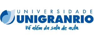 Logo Institucional - UNIGRANRIO - UNIVERSIDADE DO GRANDE RIO PROFESSOR JOSÉ DE SOUZA HERDY