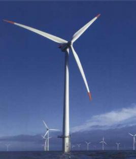 Turbina eólica de eixo horizontal