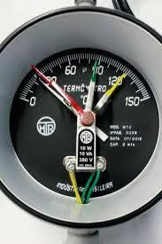 Termômetro do óleo