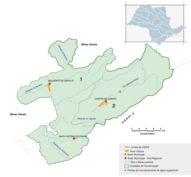 Bacia hidrográfica da Serra da Matiqueira