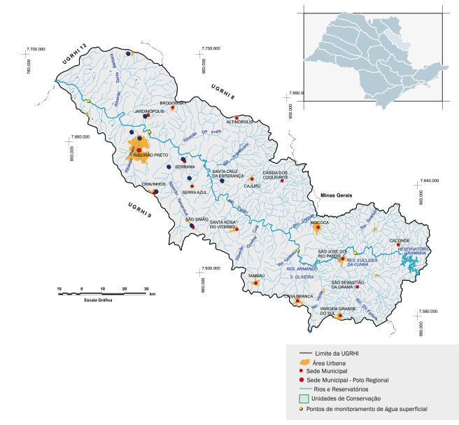 Bacia hidrográfica do Pardo