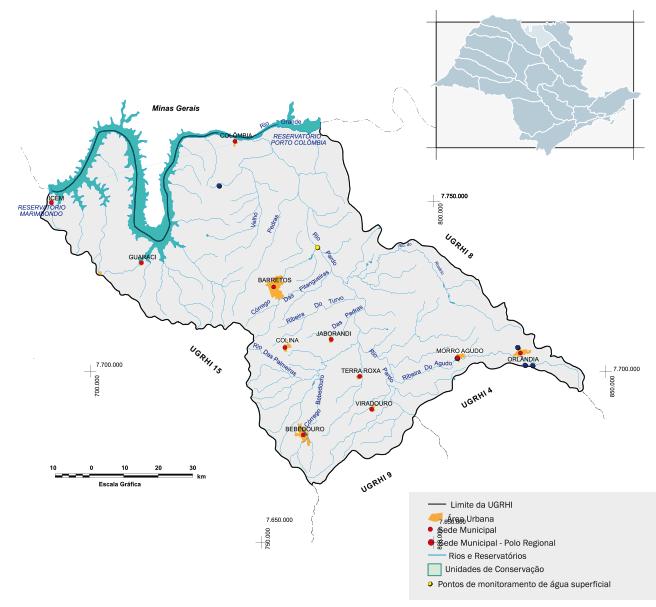 Bacia hidrográfica do Baixo Pardo/Grande