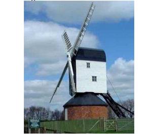 Moinho de vento- Países Baixos