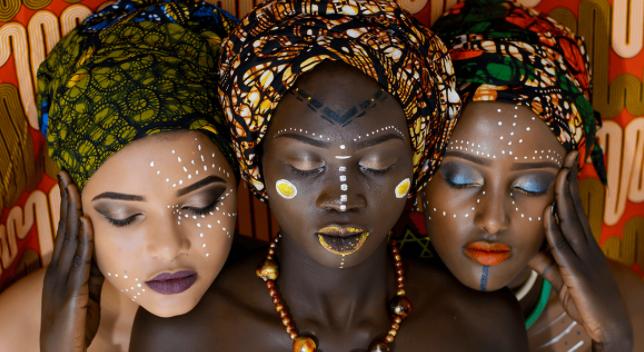 Cultura Afro-brasileira.