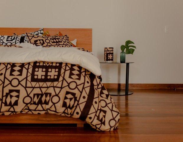 Ayo Moda Casa: promove conhecimento sobre tecidos e estamparia africana.