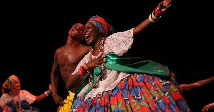 Dança Africana.