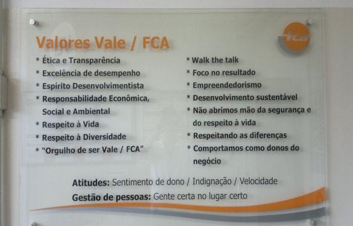 Valores FCA