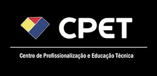 Logo Institucional - CPET - Centro de Profissionalização e Educação Técnica