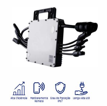 Microinversor Hoymiles MI-1500 e suas caracteristicas