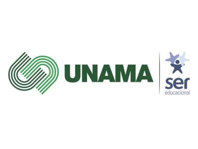 Logo Institucional - UNAMA - UNIVERSIDADE DA AMAZÔNIA