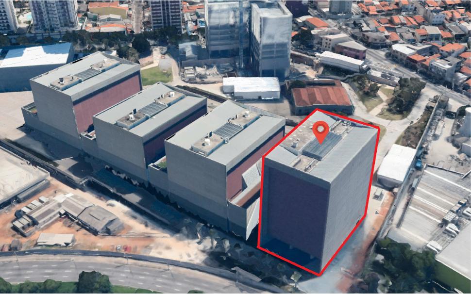 Bloco B campus SA